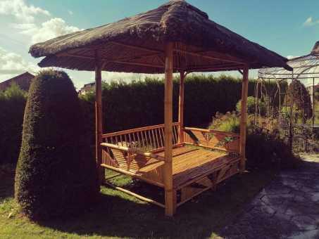 Sebastian´s Bambus-Lounge