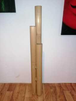 Bambus-Dekoständer