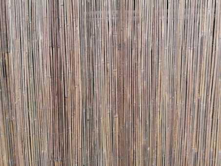 Bambus-Split Sichtschutzmatte 200x500 cm