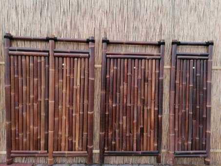 Bambuszaun Jawa