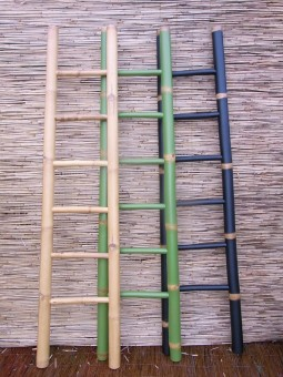 Bambusleiter II 200 cm
