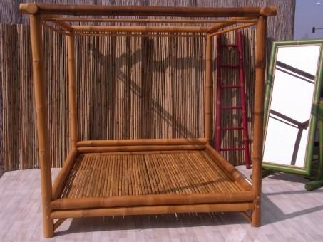 Bambus Himmelbett Mingh