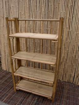 Bambusregal 120