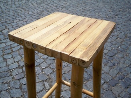 bambushandel leipzig barhocker ii m bel aus natur. Black Bedroom Furniture Sets. Home Design Ideas