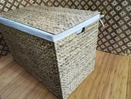 bambushandel leipzig 3er w schesortierer m bel aus natur. Black Bedroom Furniture Sets. Home Design Ideas