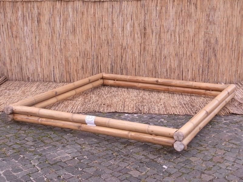 Bambushandel Leipzig Nr 55 Bambus Wasserbett Mobel Aus Natur