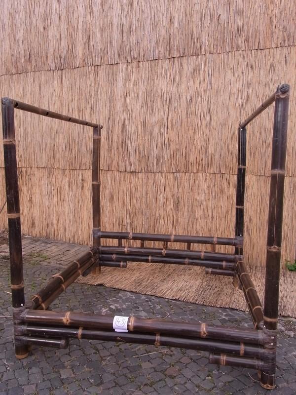 Bambushandel Leipzig Nr 43 Bambus Wasserbett Mobel Aus Natur